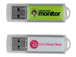 Pen Drive USB Plastica