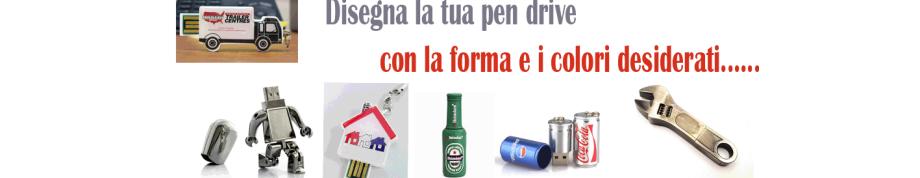 Prezzi Pen Drive usb - gadget - articoli promozionali